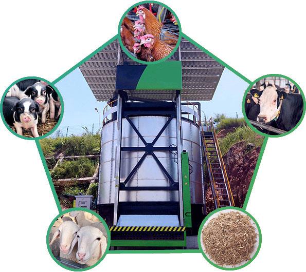 畜牧粪便转化为有机肥的注意事项有哪些?