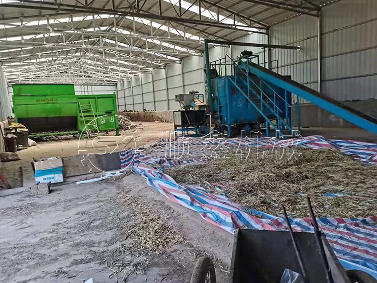 在农村办有机肥加工厂投资多少钱?